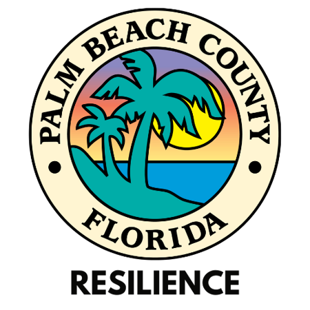 Palm Beach County Office of Resilience Logo