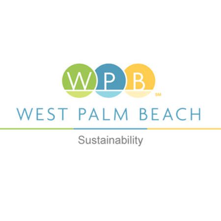 West Palm Beach Office of Sustainability Logo
